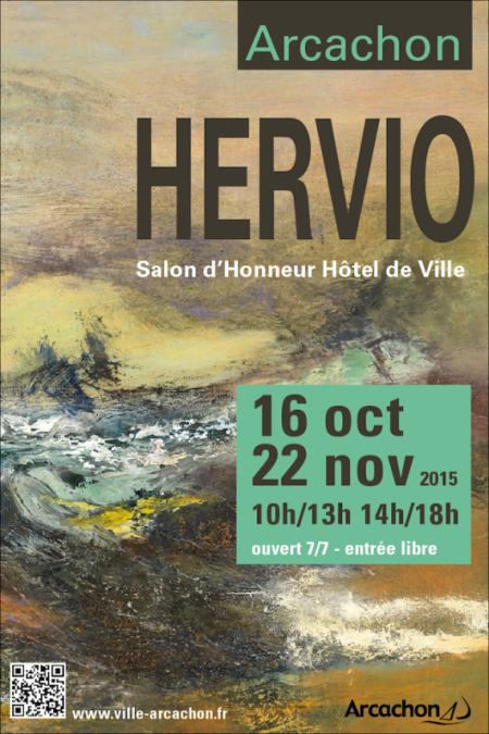 HERVIO EXPOSE A ARCACHON