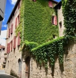 1254 - MAGNIFIQUE IMMEUBLE DE RAPPORT , DE CARACTERE A FIGEAC, CENTRE HISTORIQUE (LOT)
