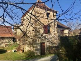1287 - CHARMANT ENSEMBLE QUERCYNOIS RESTAURÉ AVEC GOUT, SUR 1900 M2 DE TERRAIN, AUX ENVIRONS DE FIGEAC NORD OUEST (LOT)