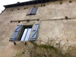 1162 - IMMEUBLE AVEC SOLEILHO TERRASSE,  HYPER CENTRE VILLE DE FIGEAC (LOT)