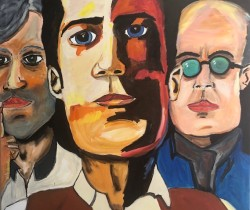 EXPOSITION  A L AGENCE  -  ETE 2021 - MICK